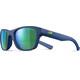 Julbo Junior 6-10Y Reach Spectron 3CF Sunglasses Dark Blue/Green-Multilayer Green